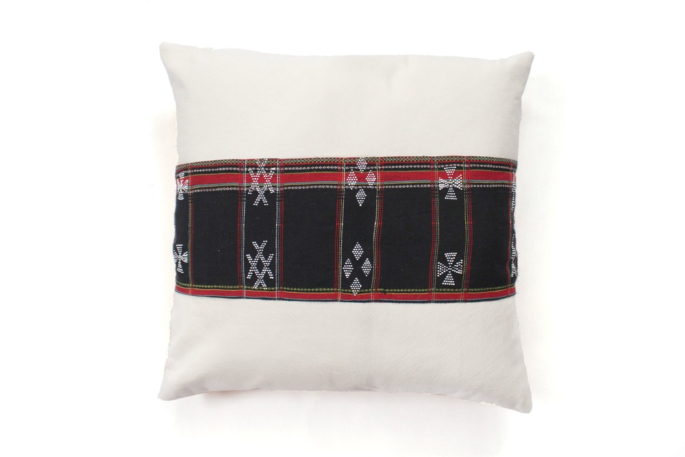 STRIPED KOTU PILLOW