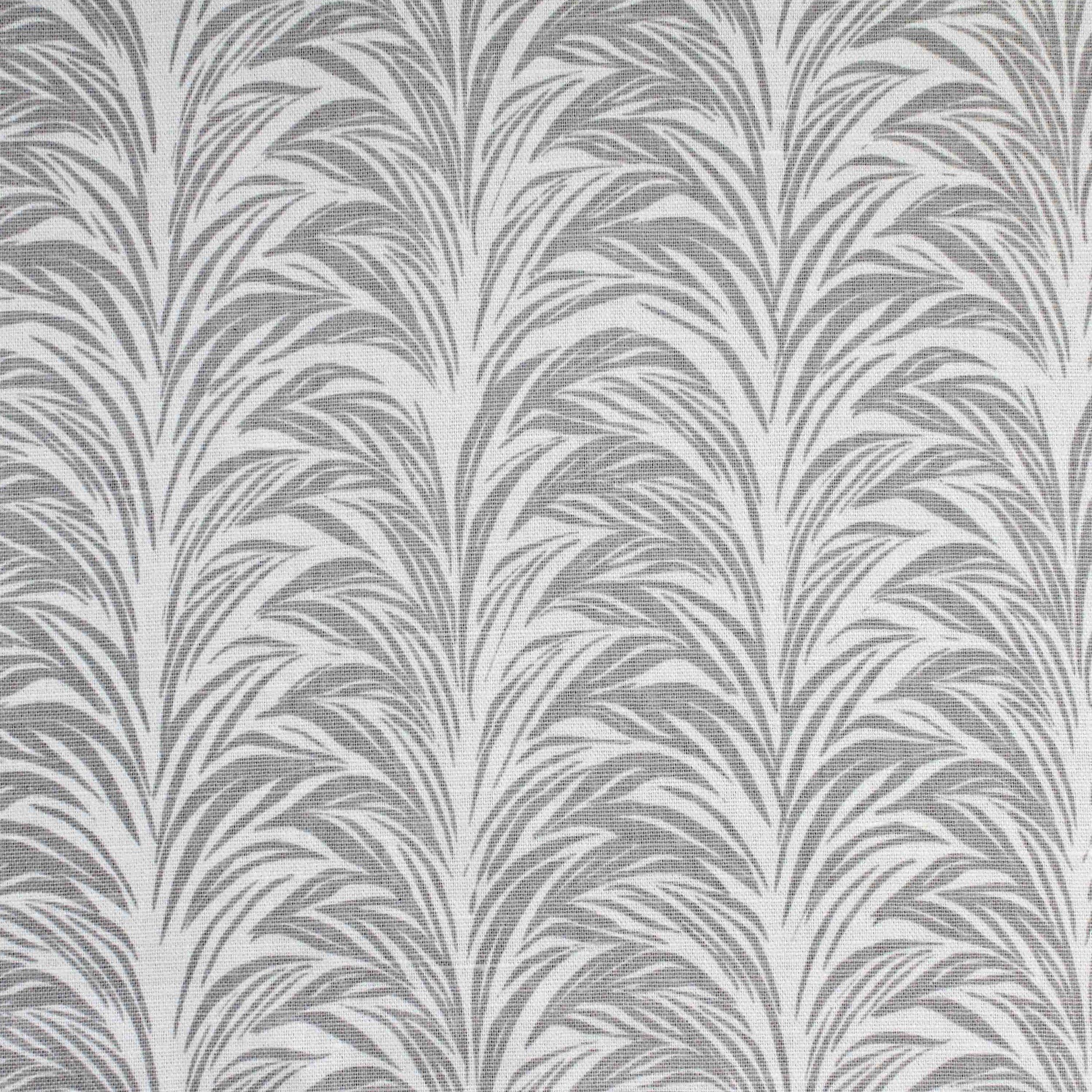 ZEBRA FERN I PEBBLE *Indoor/Outdoor Fabric