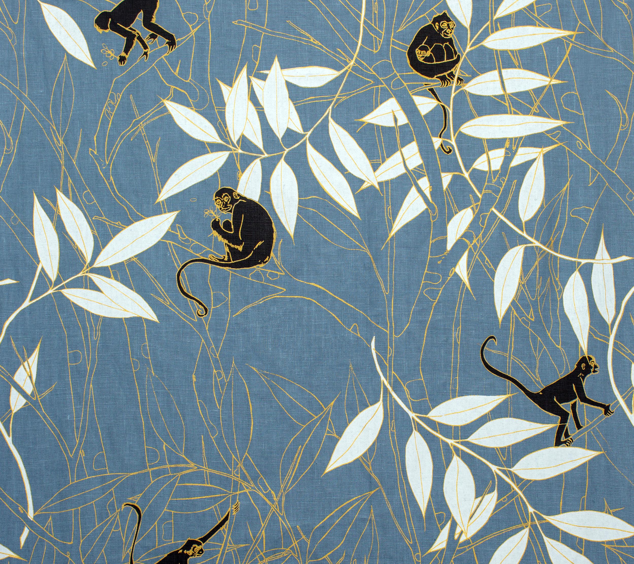 SPIDERMONKEY I BLUE