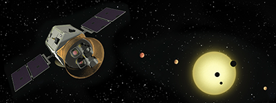 For more info about TESS see  http://space.mit.edu/TESS/TESS/TESS_Overview.html and  http://www.kavlifoundation.org/science-spotlights/searching-best-and-brightest