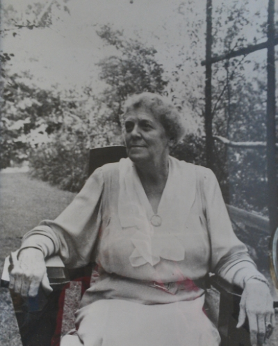 Julia Lawrence Terry, Founder of New Eyes for the Needy