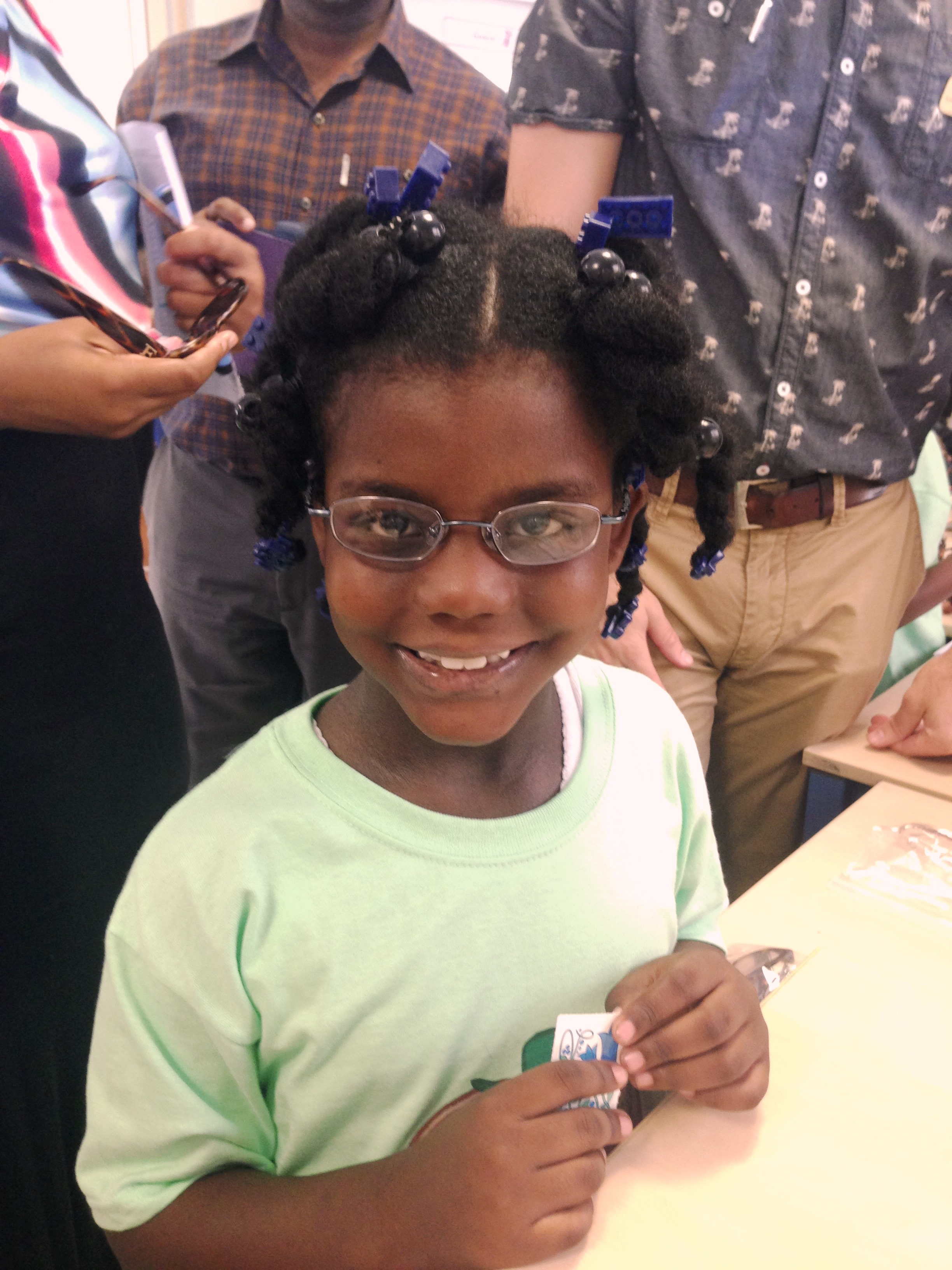 Our Mission - New Eyes for the Needy purchases new prescription eyeglasses through a voucher program for children and adults in the United States who cannot afford glasses on their own. New Eyes accepts, recycles and distributes donated glasses for poor people overseas.