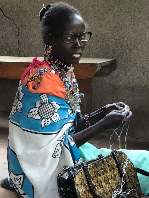 - I just wanted to say THANK YOU for the reading glasses you generously sent us this past spring for women in Kenya. As you probably recall, these women create beautiful beaded jewelry to sell, and they support their families entirely through this work. Many of the women are older and have difficulty doing such close-up work, so the glasses you sent made a huge difference for them. - Barb Mackraz, Founder & President, OliveSeed Foundation