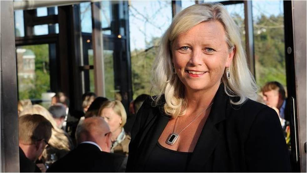 Lisbeth Iversen. Foto: Rune Sævig/BT