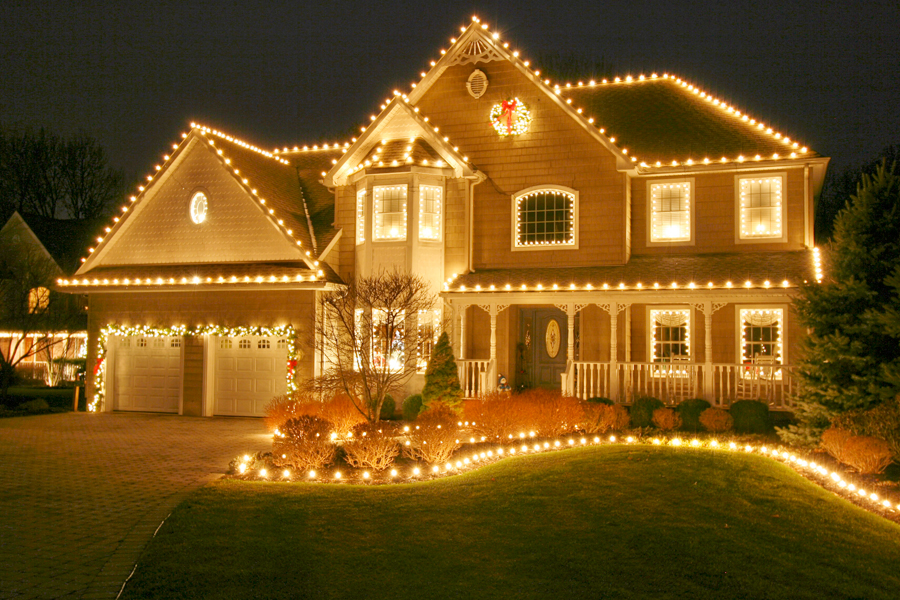 Tri County Services Holiday Lighting Sevices In Oakland County Mi