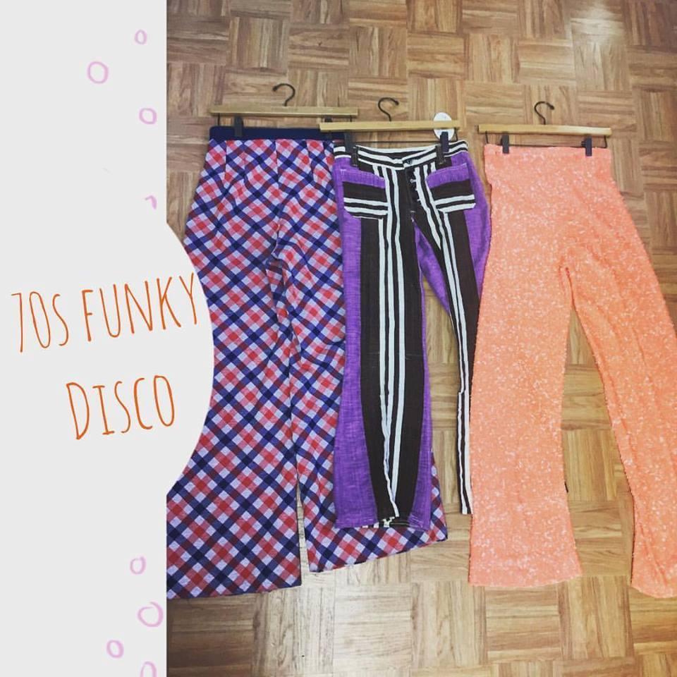 funk vintage pants