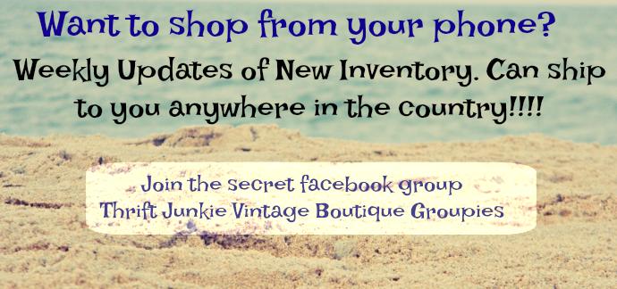 Thrift Junkie Vintage best vintage colorado springs