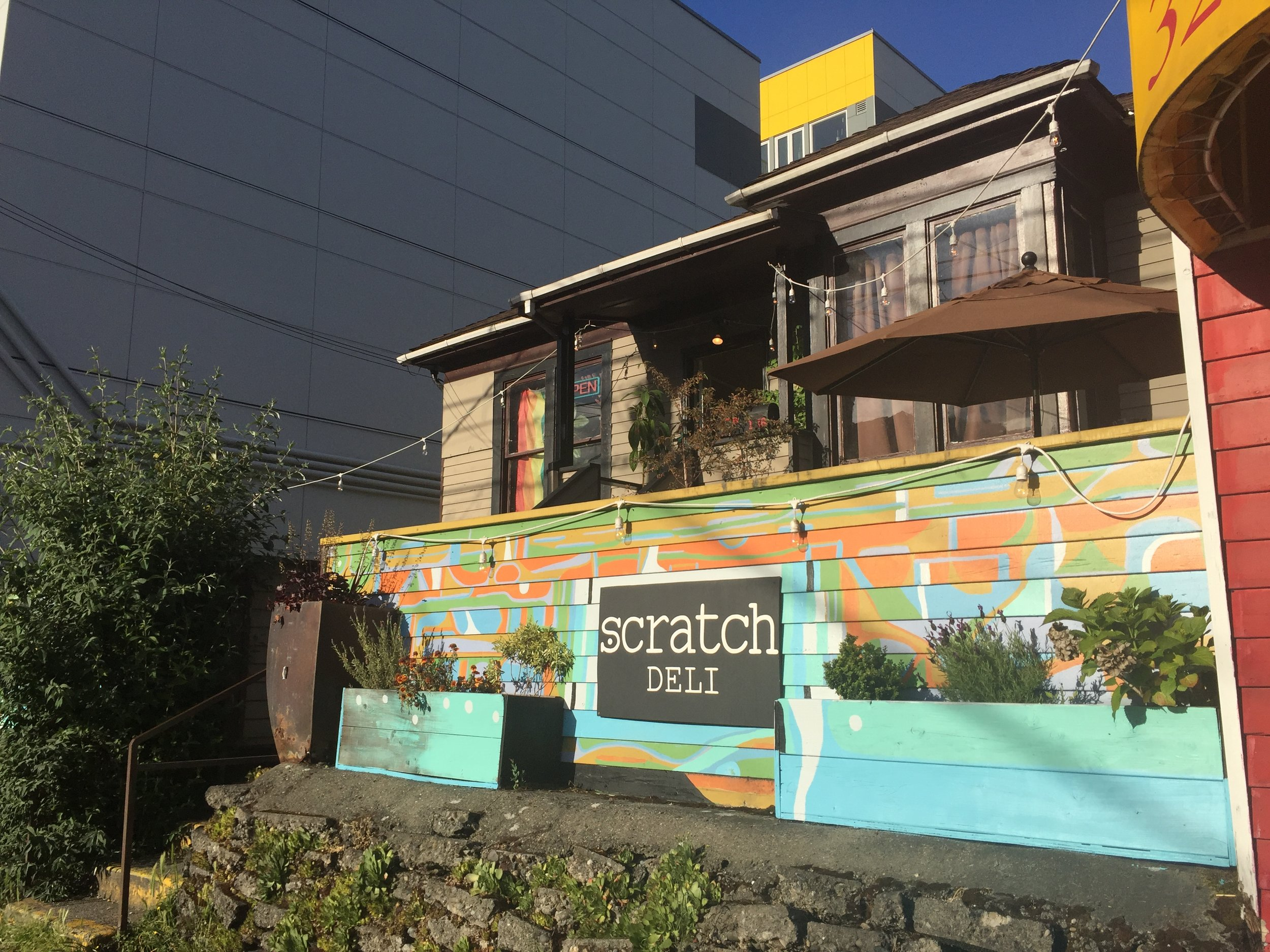 Scratch Deli at 1718 12th Avenue in Capitol Hill