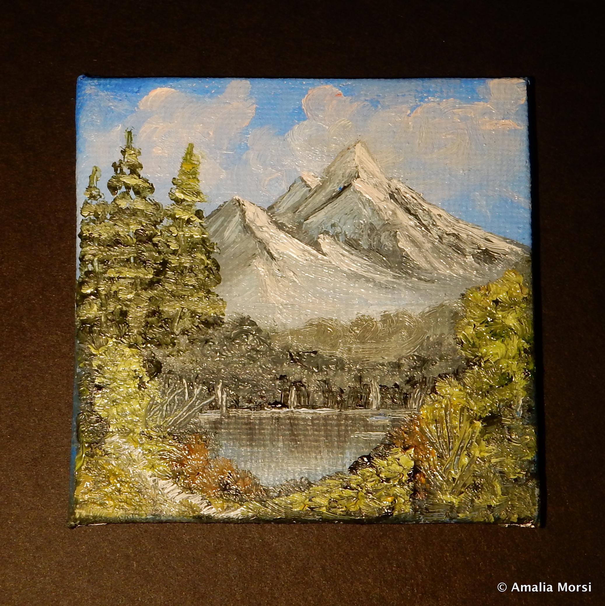 Season 10 / Episode 1 - Towering Peaks