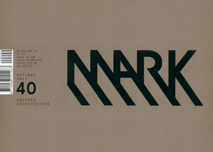 MARK MAGAZINE - PUBLICATION  MARK magazine, issue 40, pg 18, NL, Oct/Nov 2012 -  project: Jadran