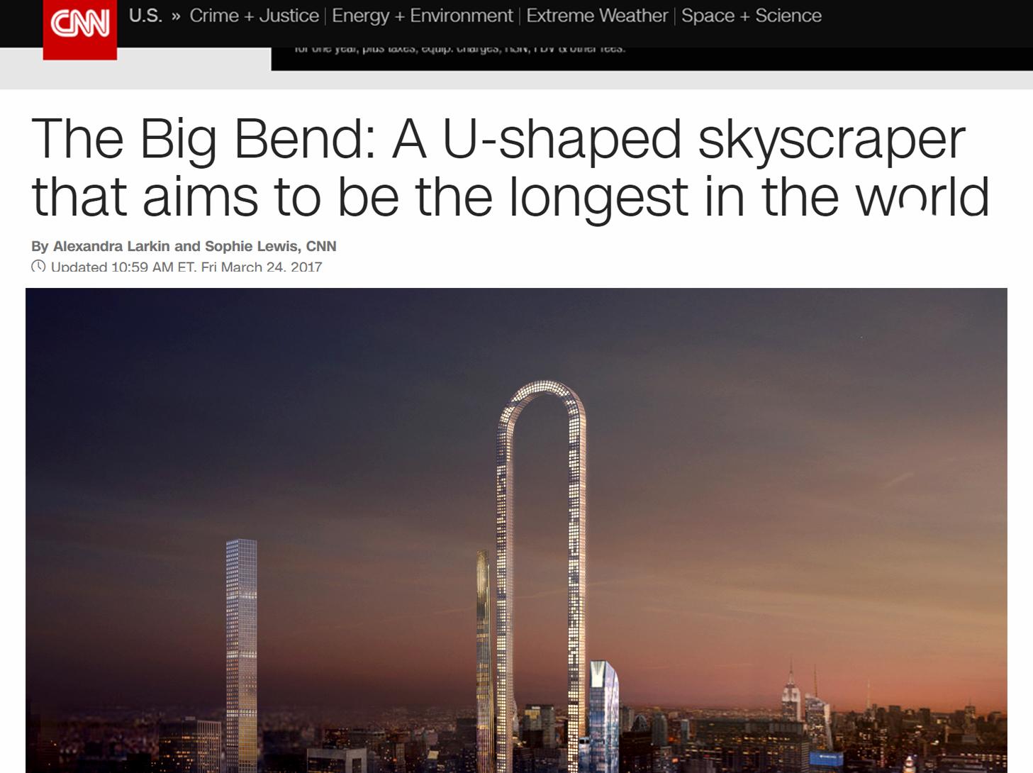 The Bing Bend CNN
