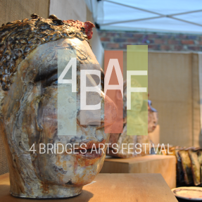 4 Bridges Arts Festival will return for its 17th year to bring world-class fine art to the region. 4 Bridges is a fully juried show with artists awards totaling $15,000. Diversity in mediums and styles in a truly unique 50,000 sq. ft. covered pavilion mix with serious art buyers from across the region, and beyond, to create an atmosphere unlike any other. 4 Bridges is coming April 21-23, 2017!
