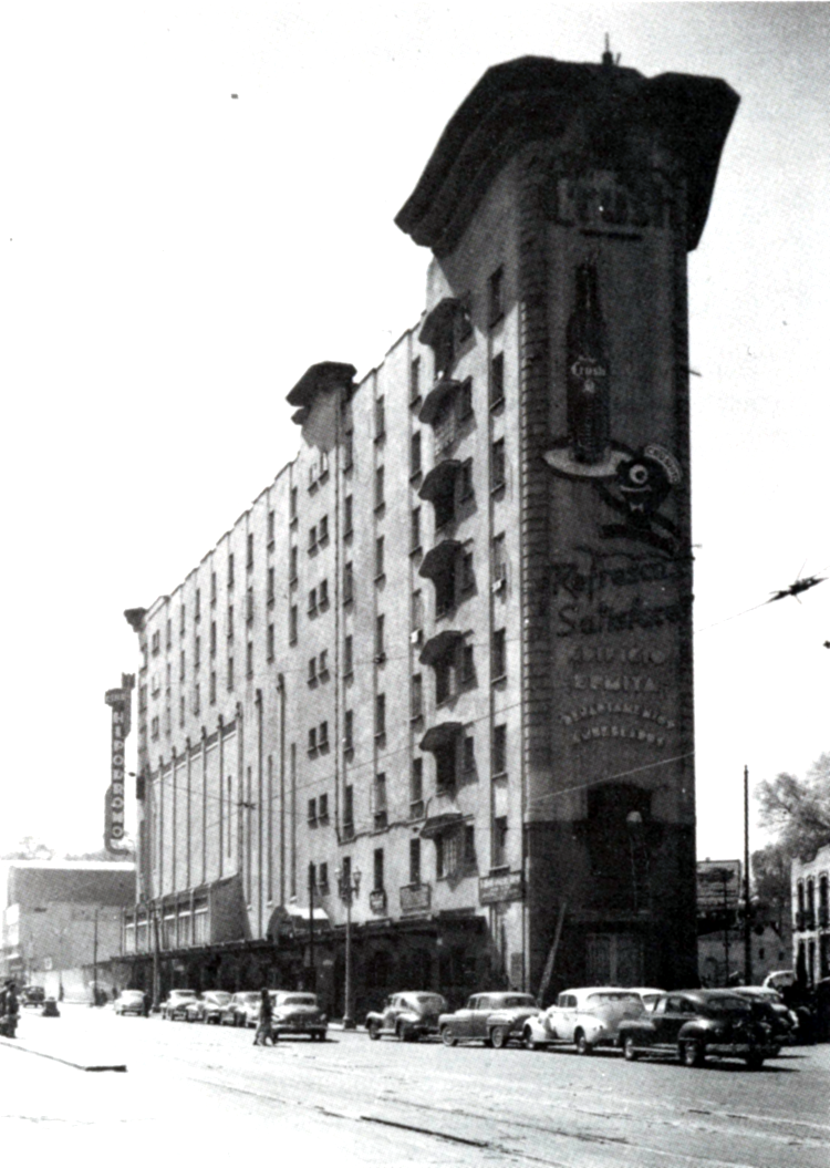 Edificio Ermita, Ciudad de México.