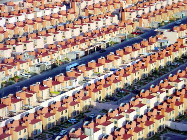 Casas GEO, en Tultitlán, Estado de México.