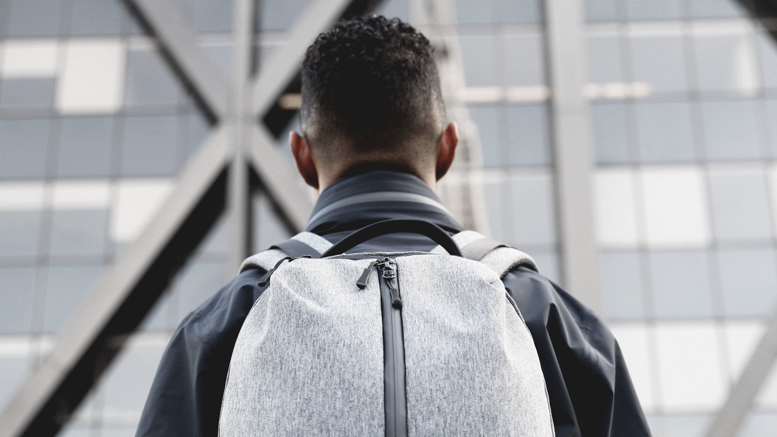 Fit Pack   The Compact Gym/Work Backpack Designed for the City.