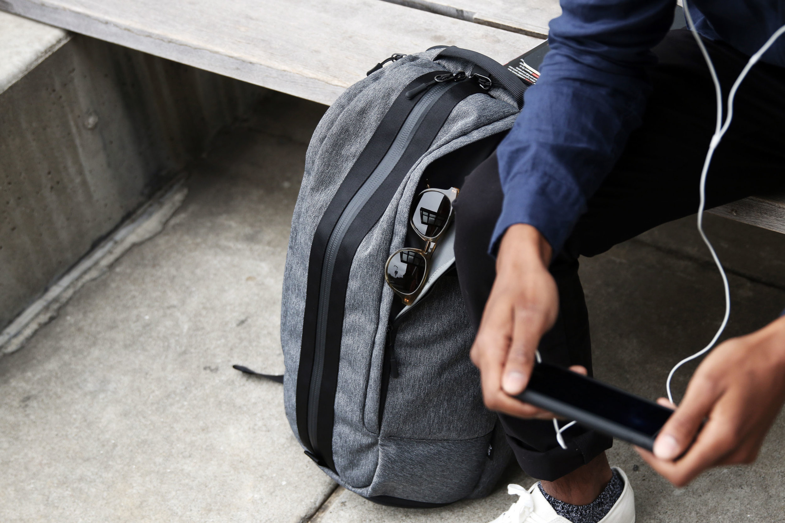 Duffel Pack   A New Kind of Bag for the Gym and Office.