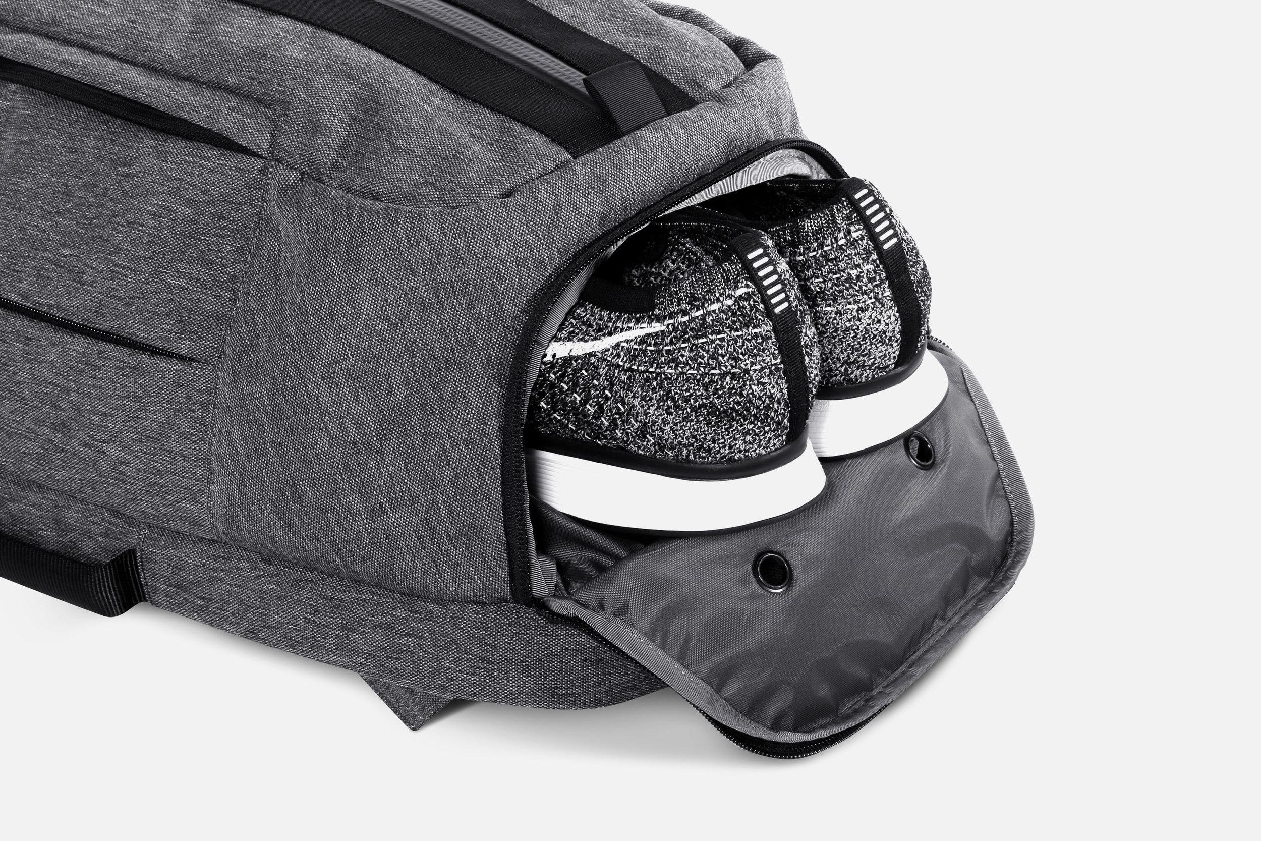 Aer Duffel Pack Gym/Work Pack Sport Bag Shoe Pocket