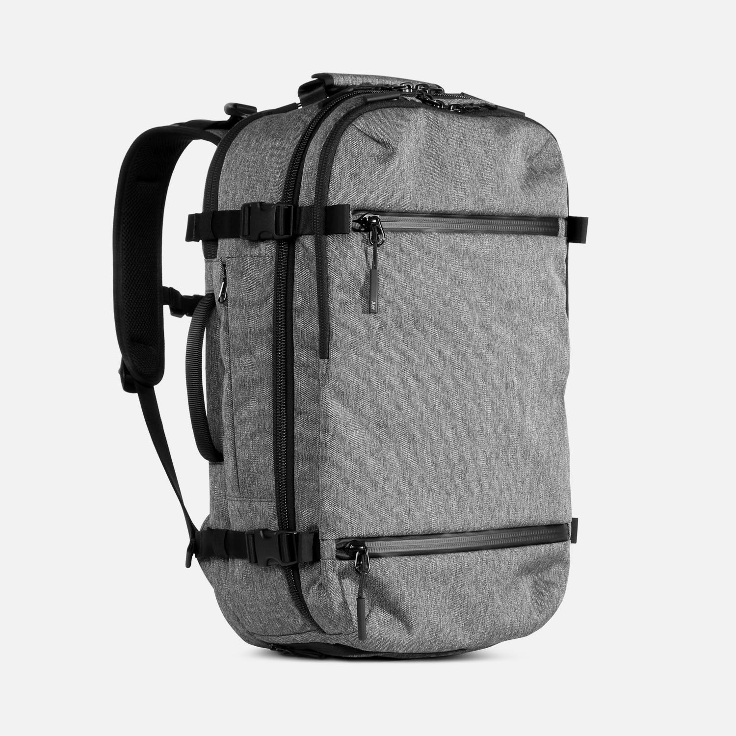 Best Carry-on Travel Backpack Gray