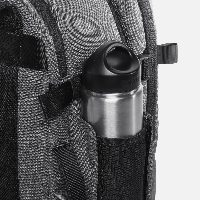 Expandable Bottle Holder Travel Backpack