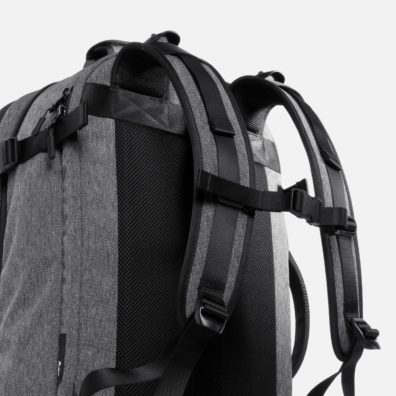 Padded Comfortable Shoulder Straps Travel Backpack