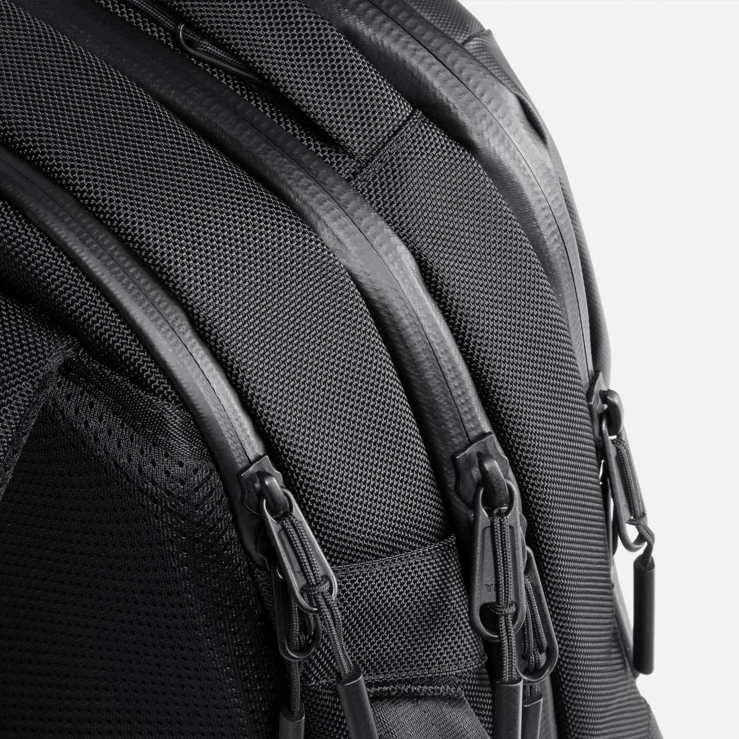YKK® AquaGuard® zippers keep your gear dry and protected.