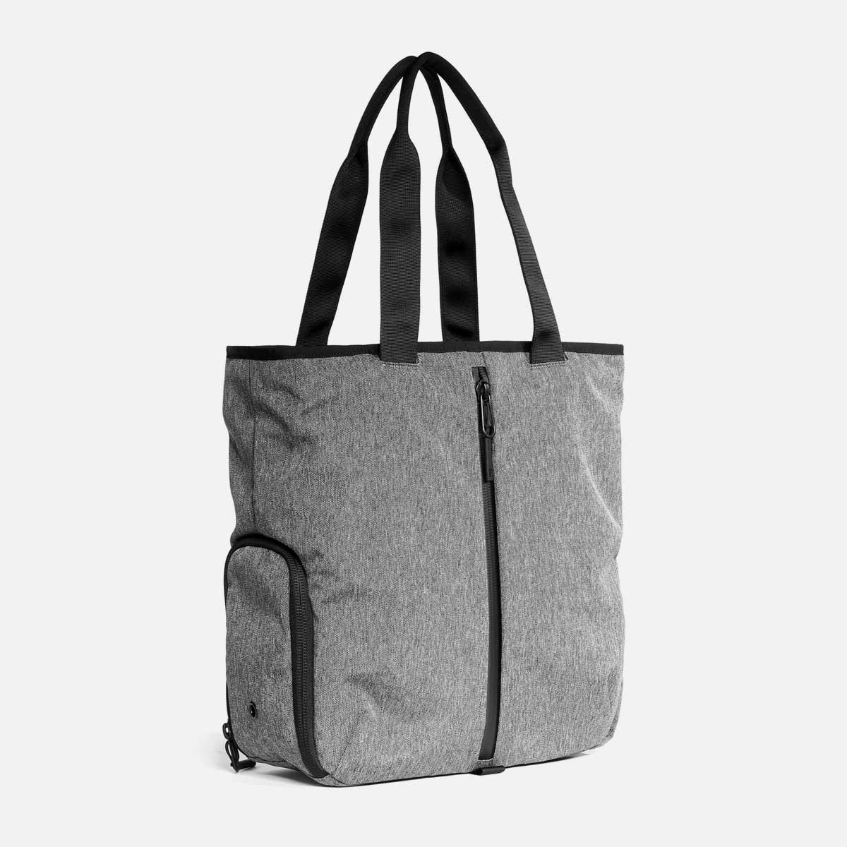Gym Tote Gray Aer Modern Bags Travel Backpacks