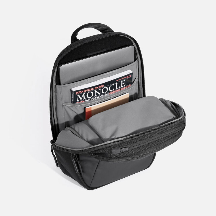 Main compartment for your everyday essentials.
