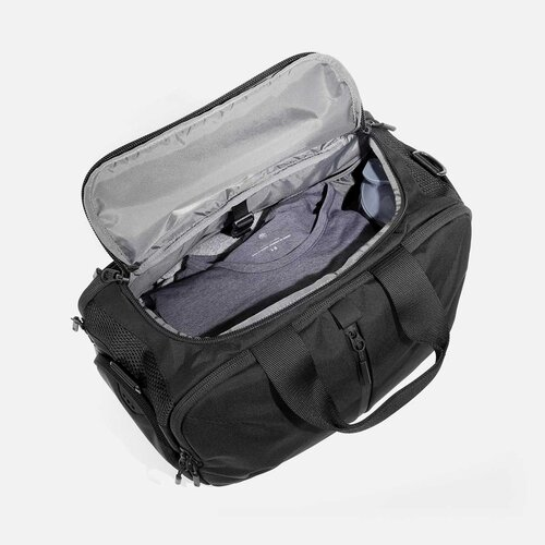 Designed to store your gym/work gear.
