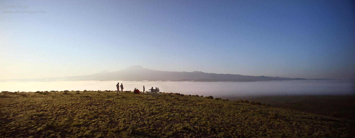 Tortilis Camp - activities - sundowners with the backdrop of Mt Kilimanjaro-11.jpg