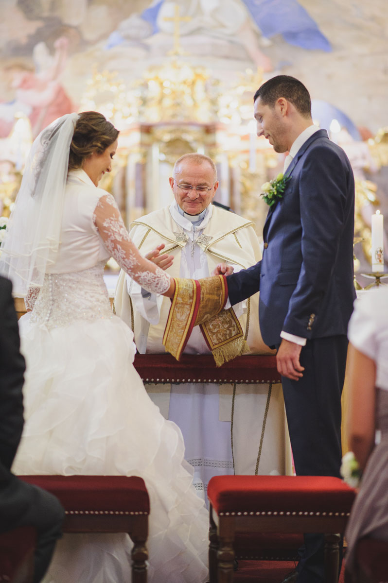 templomi esküvő szertartás, Zalaegerszeg - Bolla Gábor fotóműhely