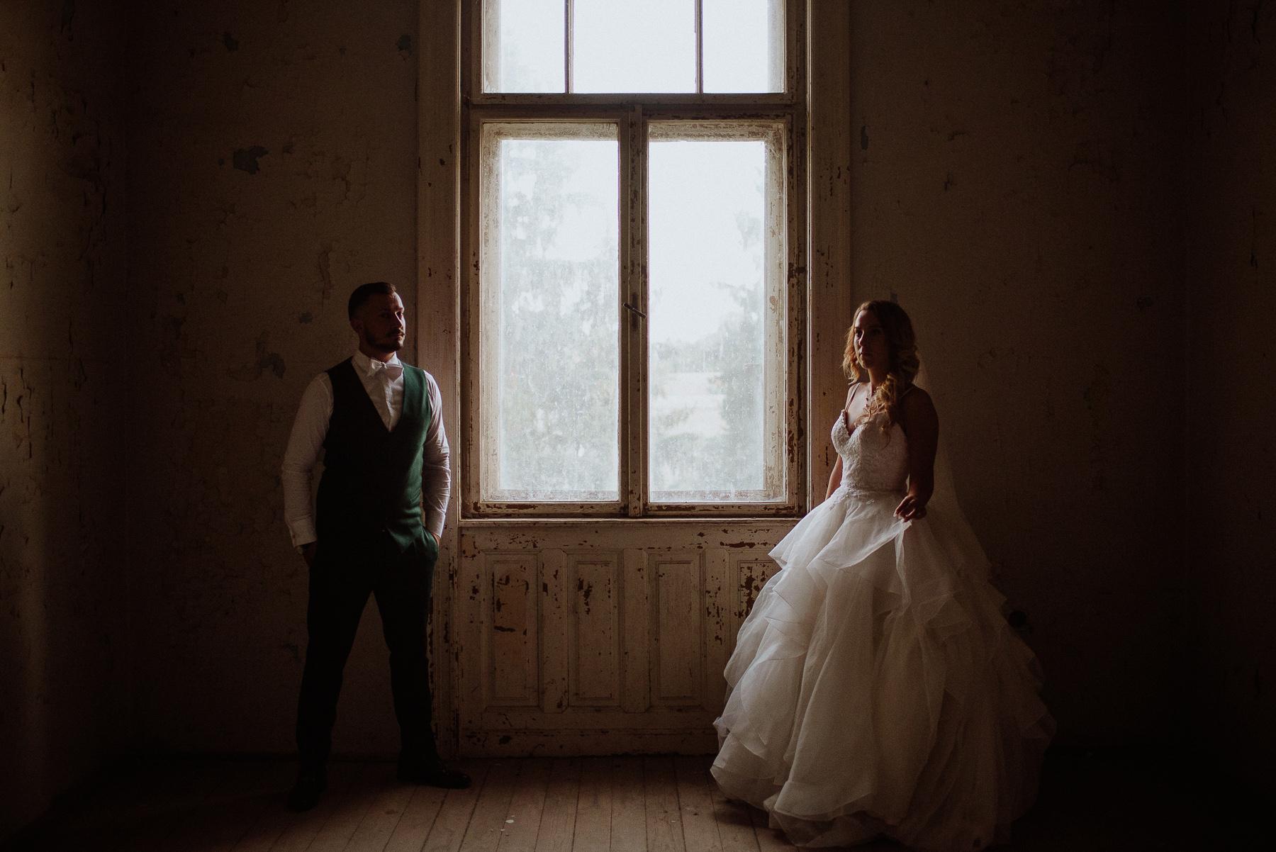 Dija és Gábor kreativ esküvő fotózás Zalakaros