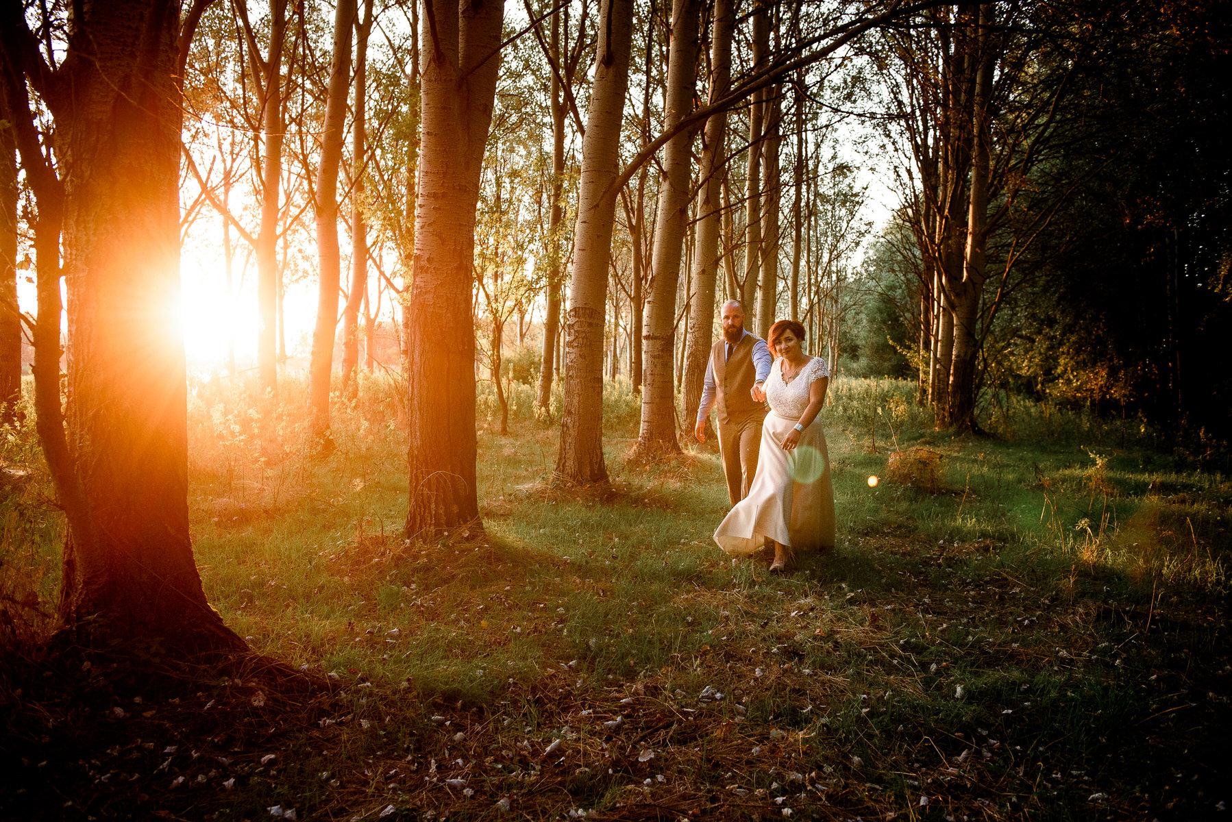 Dóra + Gábor kreatív esküvő fotózás Győr Moson Sopron megye - Bolla Gábor   Fotóműhely