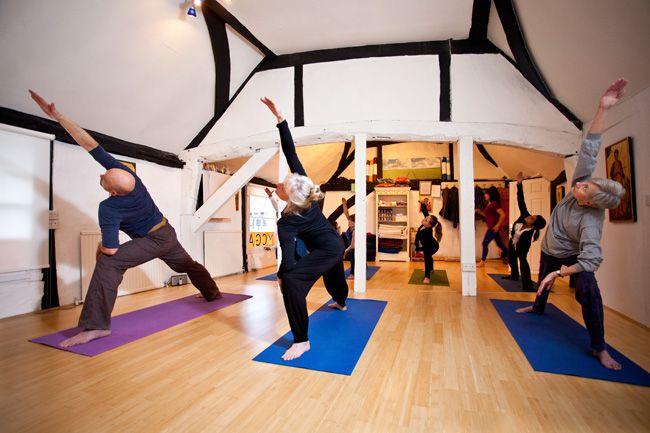 The Space Yoga Studio, Thame