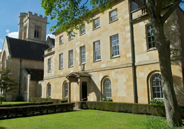 St. Peter's College, Oxford University