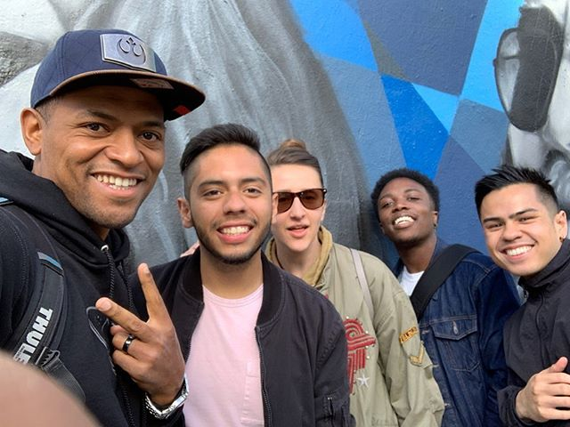 Linked up with the planning crew, directors, and dancer for my music video shoot. Things are coming together nicely, I guess when you get good people with great creative energy together nice things happen. We got the locations worked out and we shoot June 9th (if good weather). ✌🏽🤘🏽🔥❤️ . @solidgoldfro_ @jon_bay @aplombdecygne @lubagsecured @textmerecords #lightenupnow #lightenup #musicvideo #newmusic #newmusicmonday #selfie #williamrobertempire #bayareamusic #bayarea #sanfrancisco #sf #behindthescenes #photooftheday