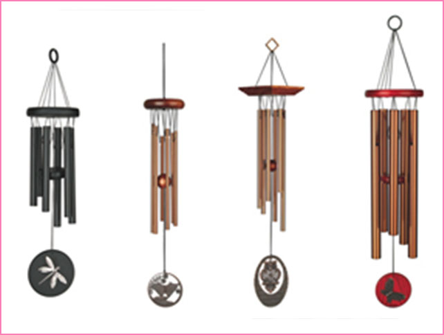 Woodstock Chimes  - Offers a unique variety of high quality, affordable musical gifts from around the world that inspire and entertain including wind chimes.