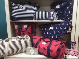 Sloane Ranger  - Est. in 2011, Sloane Ranger brings preppy, British inspired bags, duffels and totes that are decidedly both classic and modern.