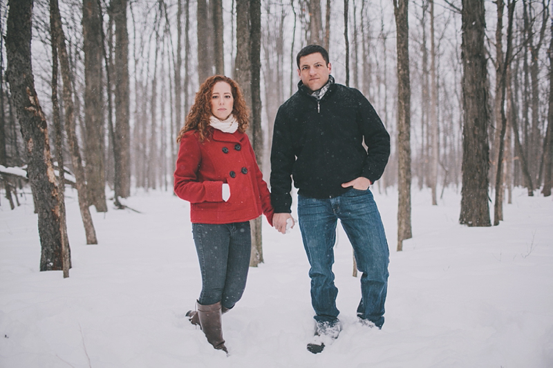 Katie & Tim   Rochester, NY   Engaged