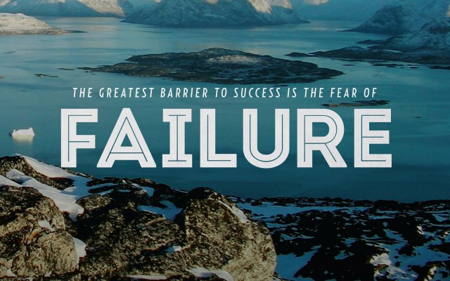 NOT FAILURE ITSELF