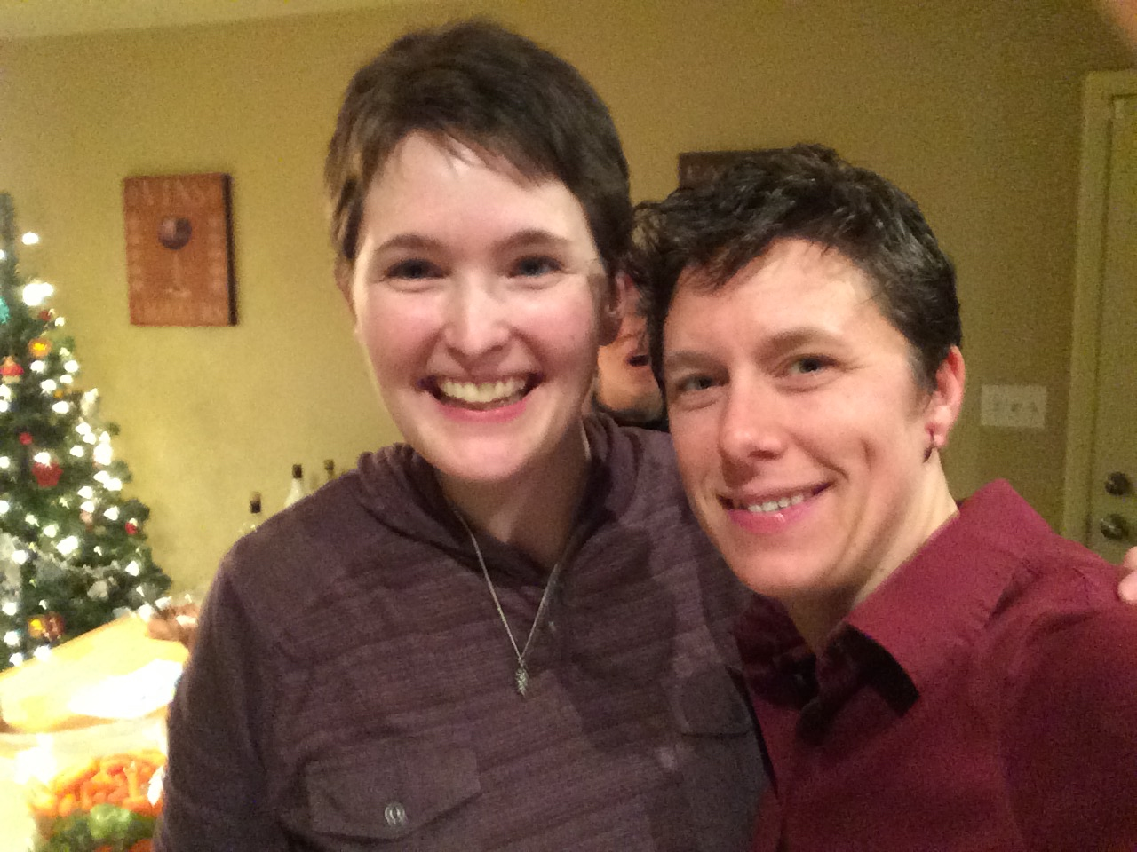 Robin and Me at the Peak Connection Retreat Reunion. A day full of inspiration and rejuvenation.