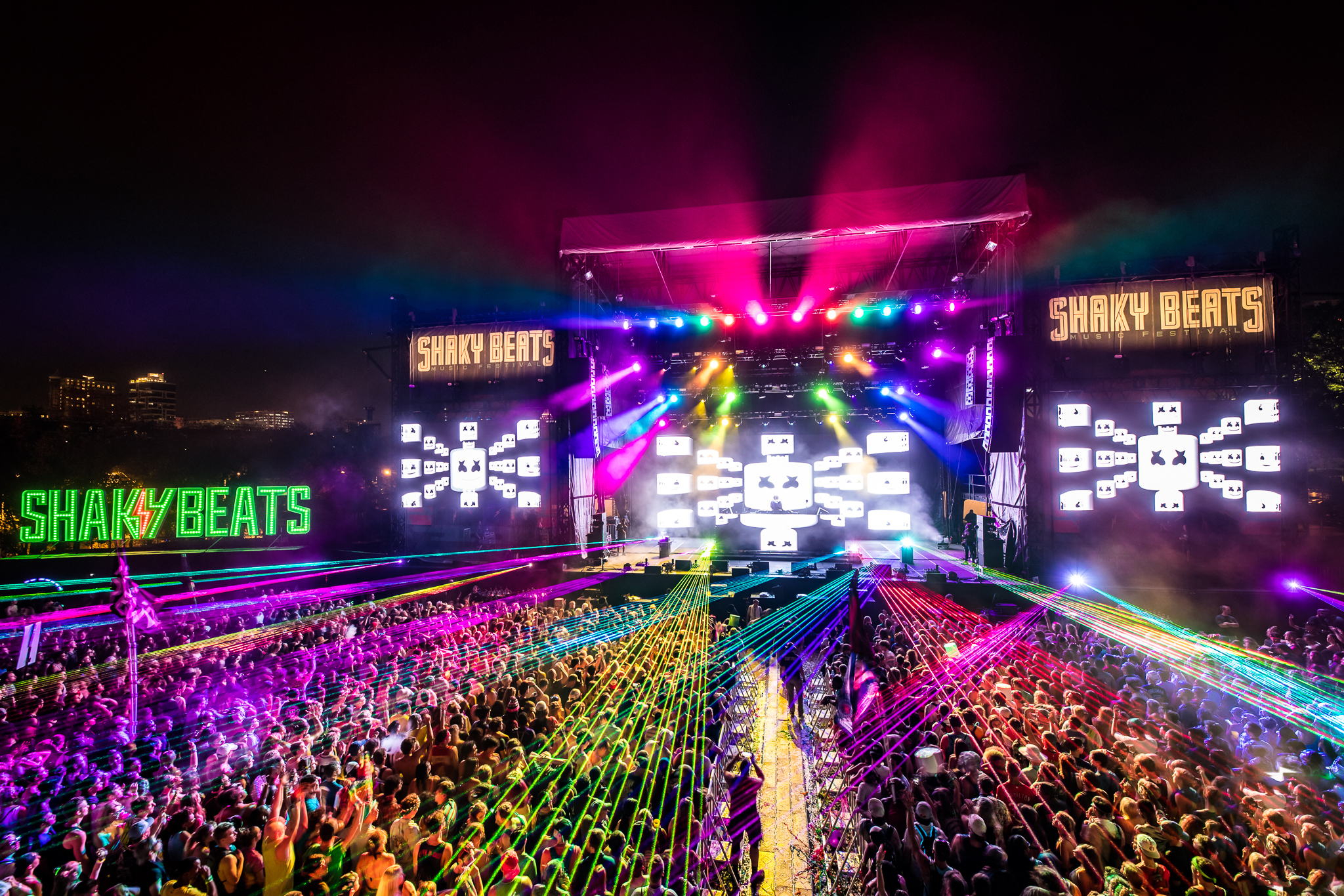 Photo credit: Courtesy of aLIVE Coverage for Shaky Beats Music Festival