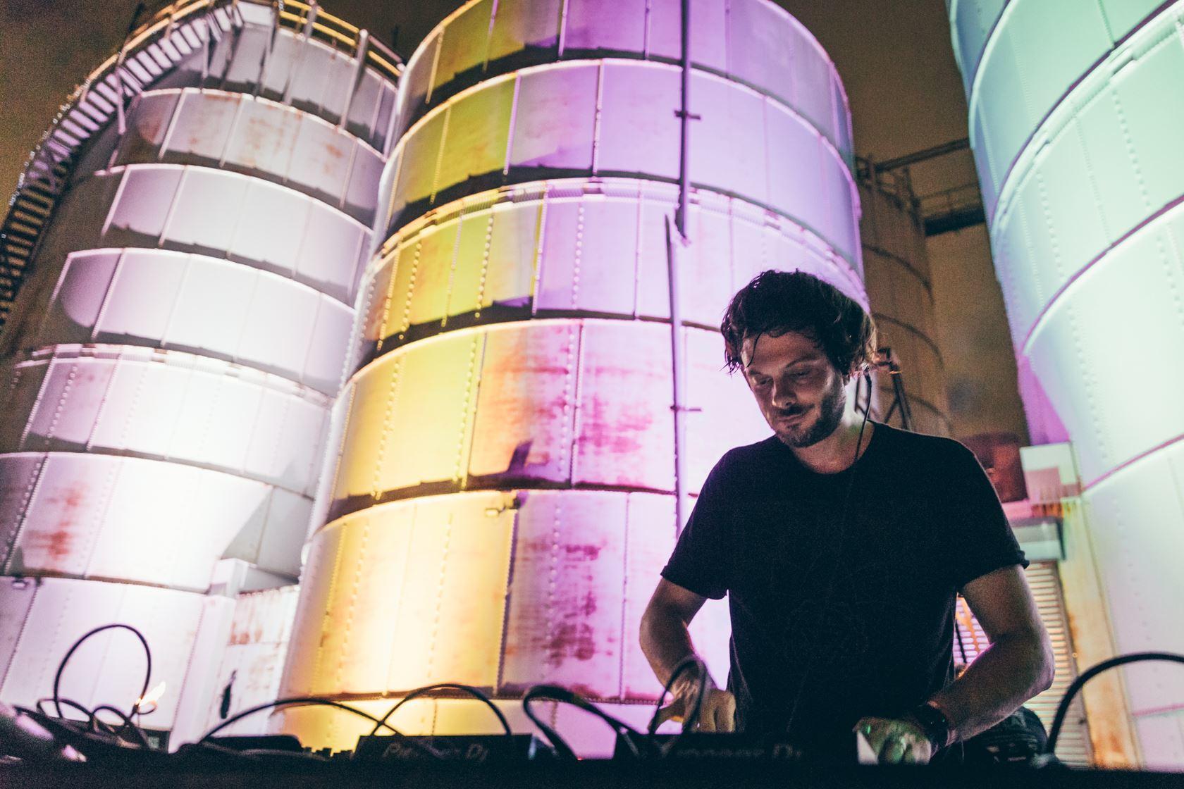 Sacha Robotti at Elements NYC
