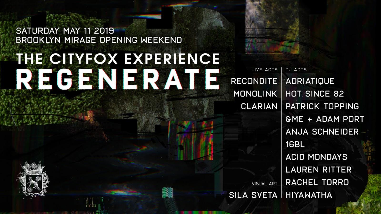 The Cityfox Experience Regenerate.jpg