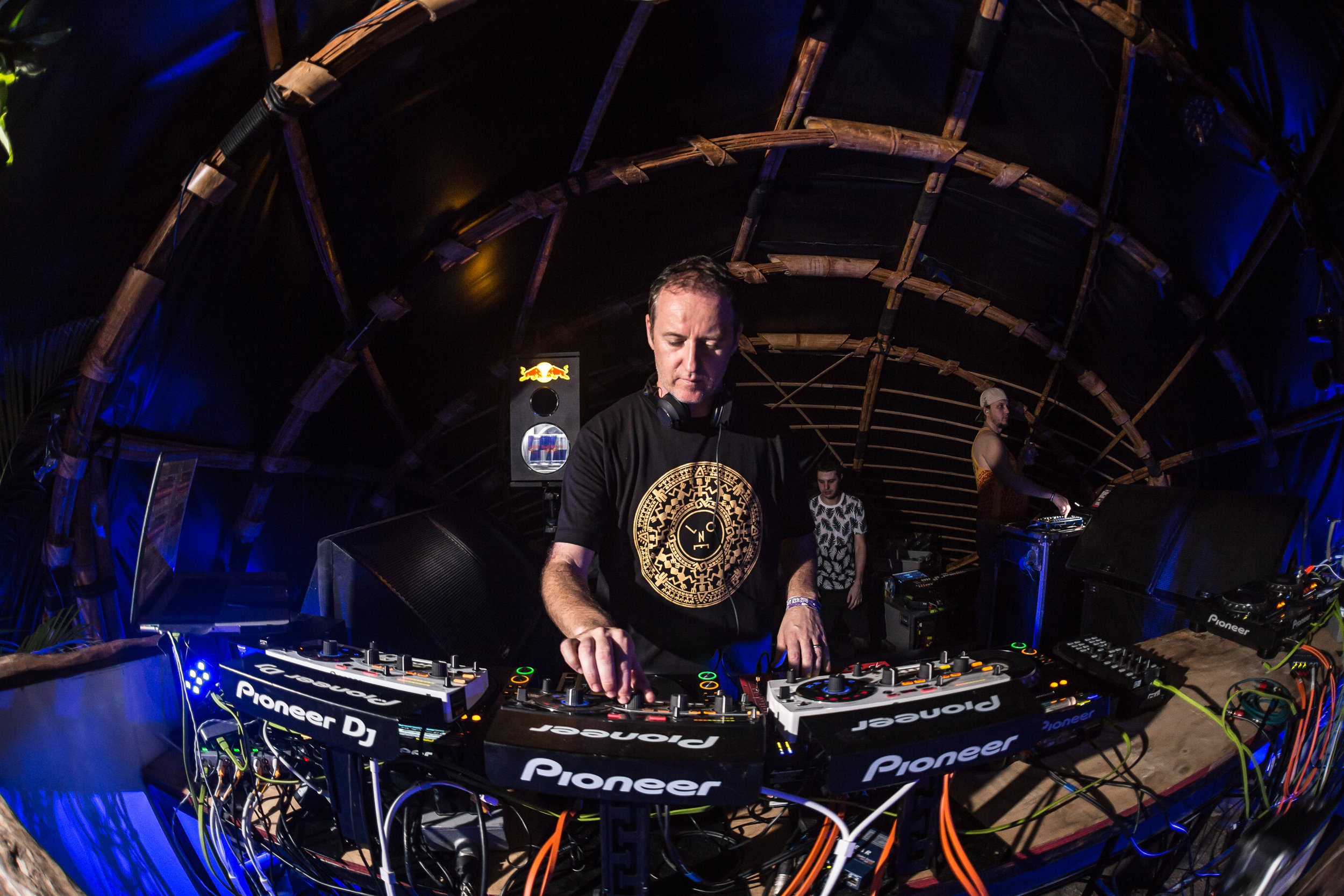 Sasha at The BPM Festival 2016 | Photo credit: aLIVE Coverage