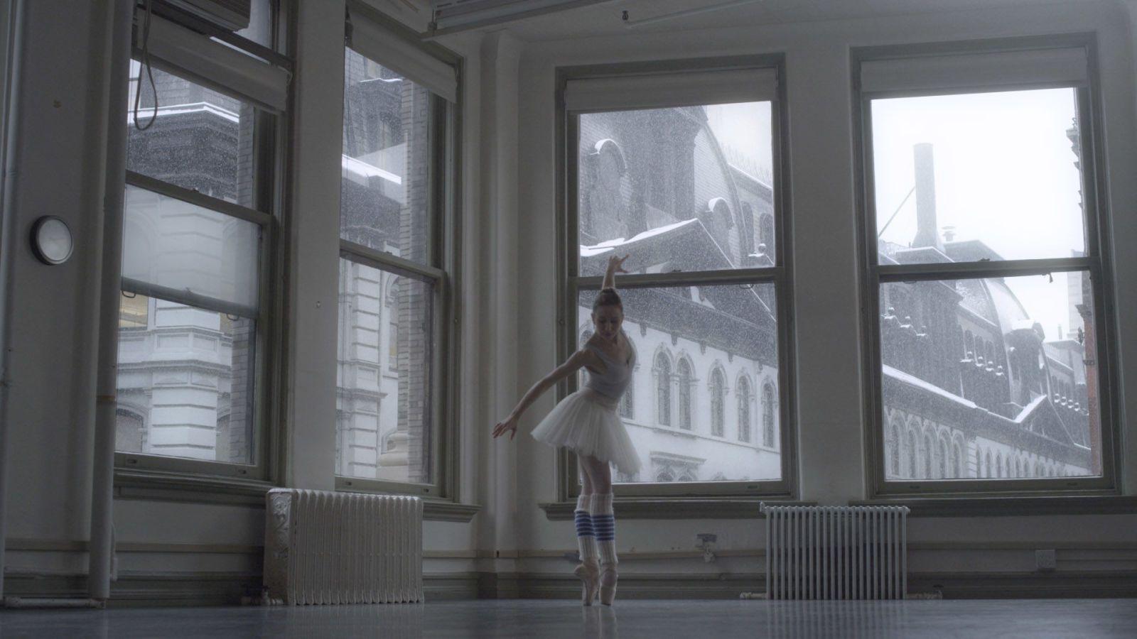 Isabella Boylston - Snow Day