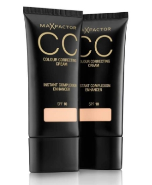 Max Factors CC Cream - pretty much the only CC I have actually tried LOL
