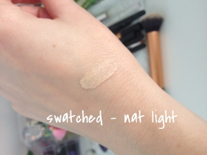 Un-blended: A little pale - will this work?