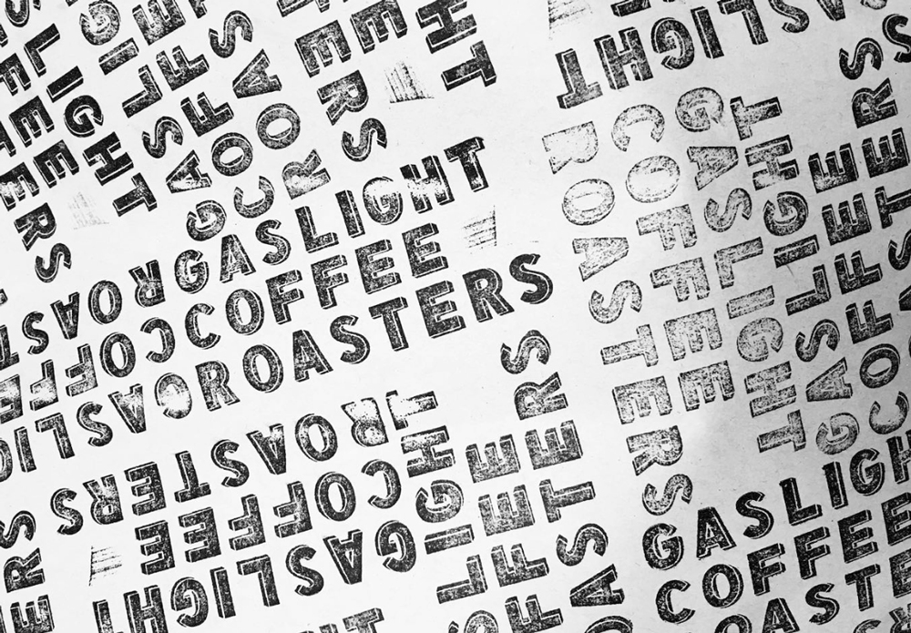 client:   Gaslight Coffee Roasters