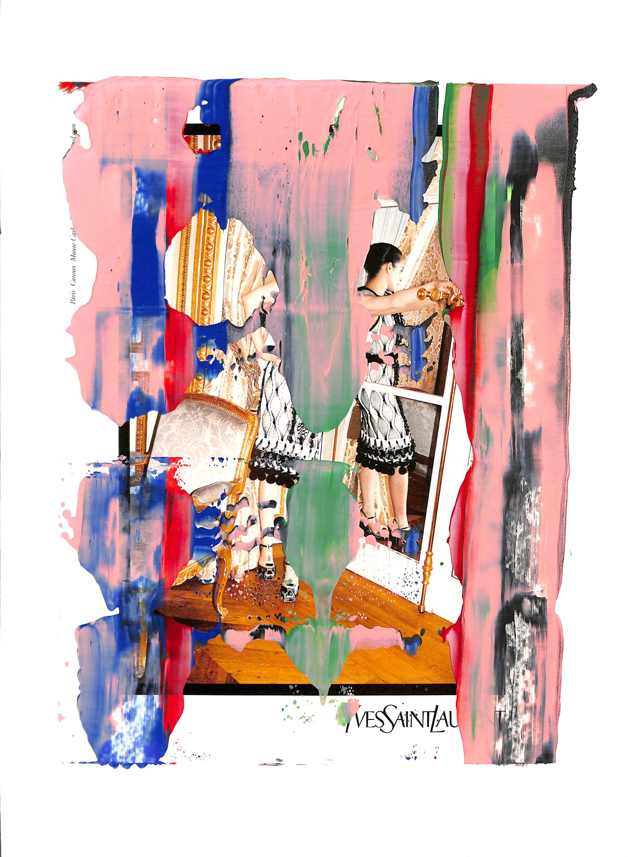 Untitled (Ad 2), 2015