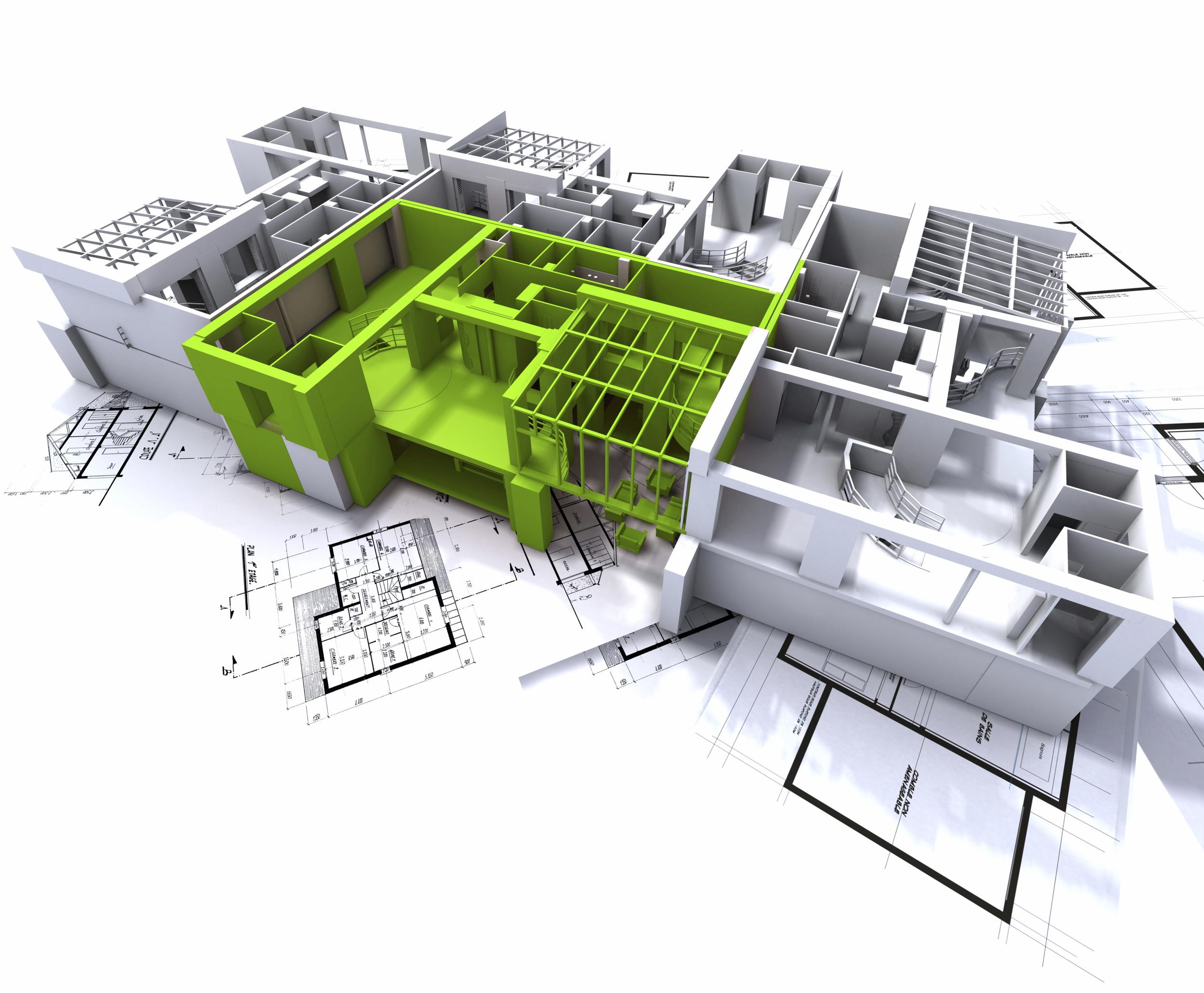 Green Floorplan